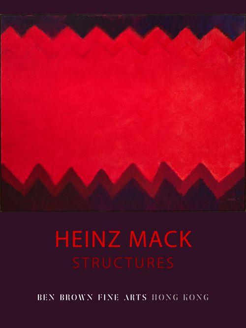 HEINZ MACK Structures