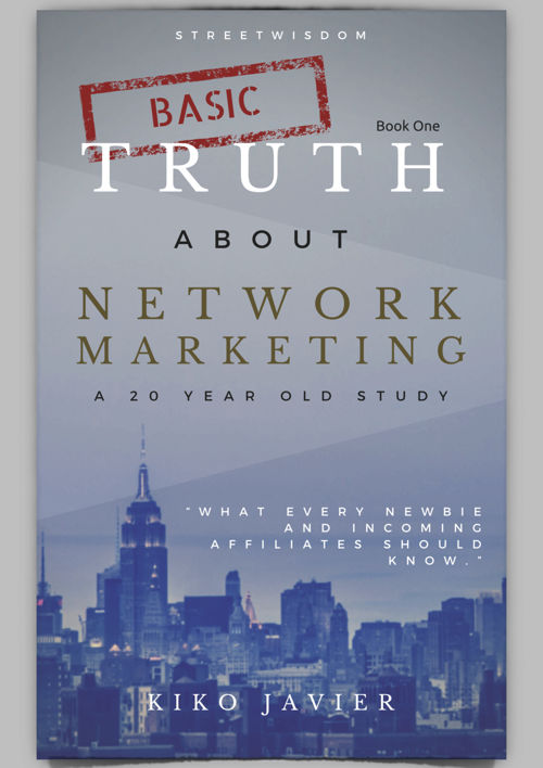 Basic Truth about Network Marketing