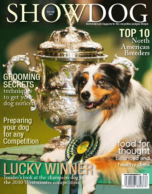 Show Dog Magazine