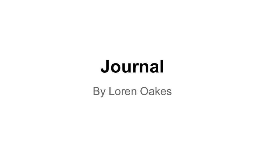 Loren Dale Oakes's Egypt Flipbook