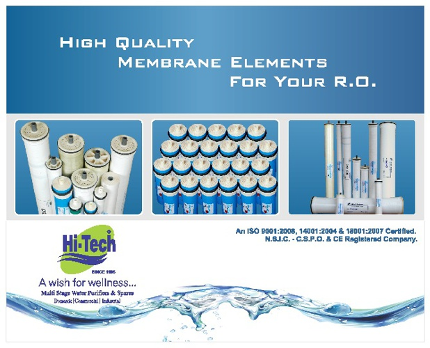 Hi-Tech RO Membrane Booklet