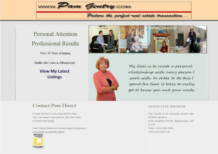 Pam Gentry Real Estate