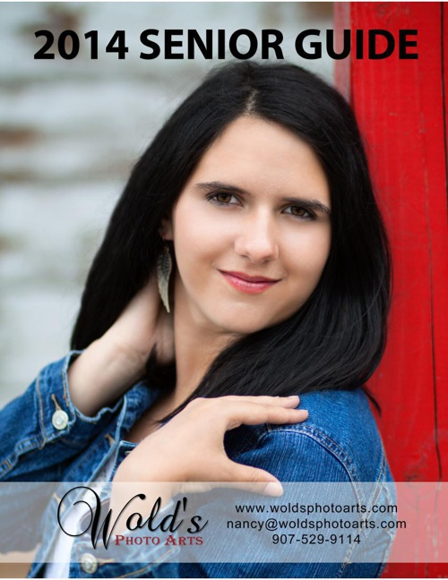 2014 Senior Guide | Wold's Photo Arts