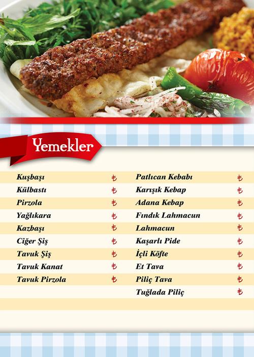 arı gurme menu