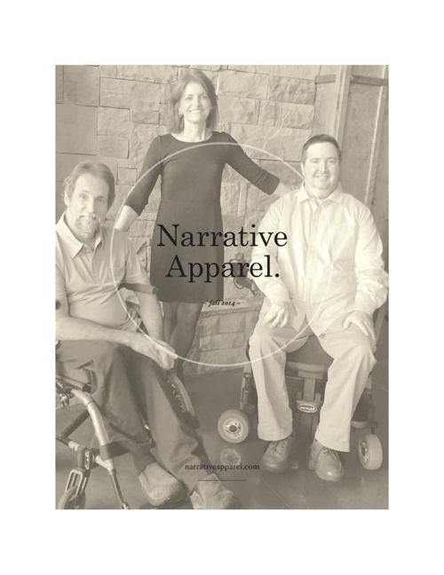 2014 Narrative Apparel Catalog