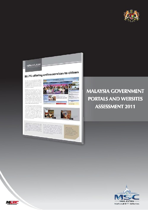 Malaysia Government Portal and Websites Assessment 2011