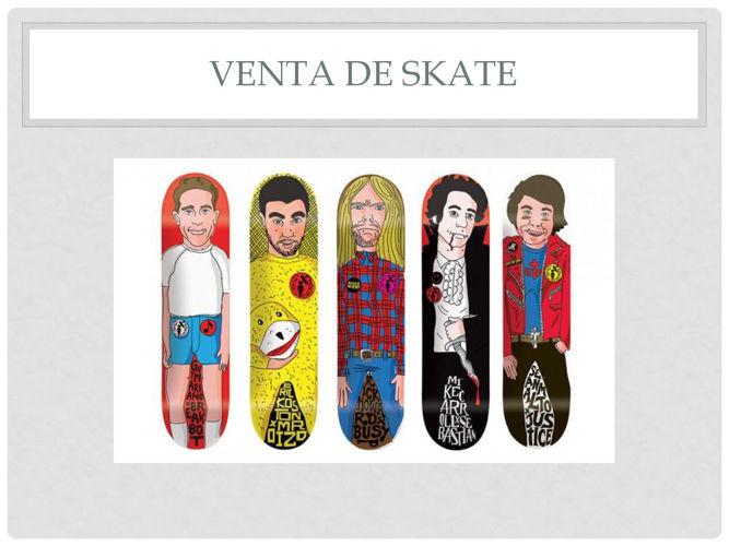Venta de skate - jacinto skateboard