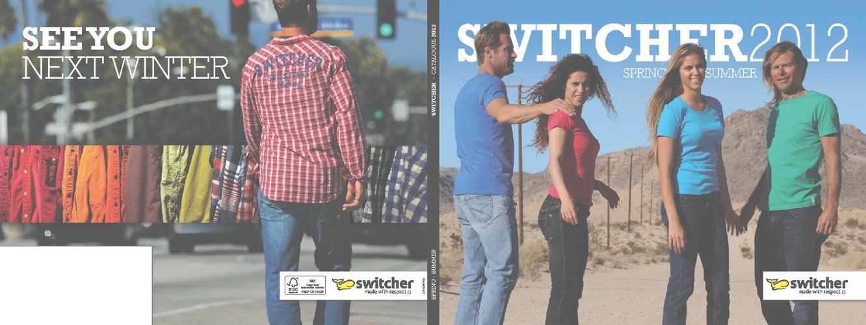 Switcher Katalog 2012 von Fairtextil GmbH