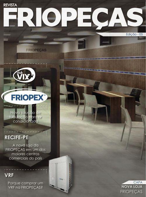Revista Friopeças