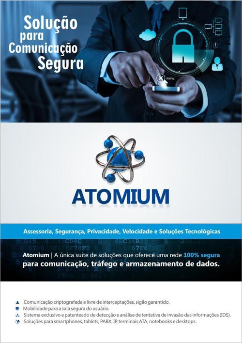 ATOMIUM Page Flip