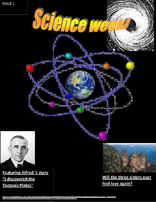 Science weekly