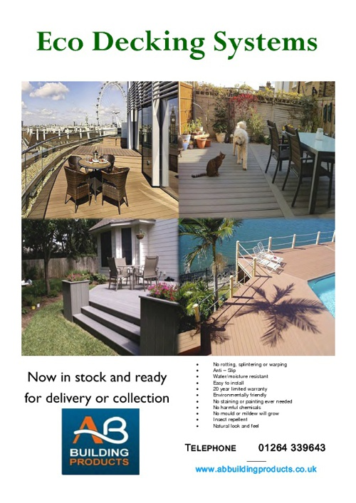 Eco Decking Brochure Oct 2012