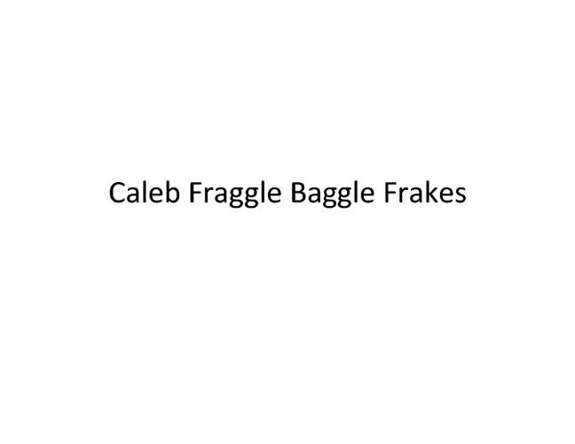 Caleb's Flip