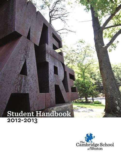 2012 Handbook