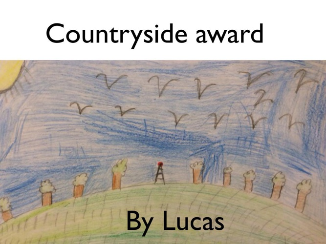 Farming and Countryside award