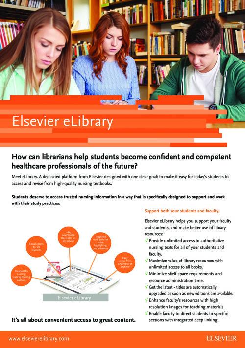 Elsevier eLibrary_Nursing
