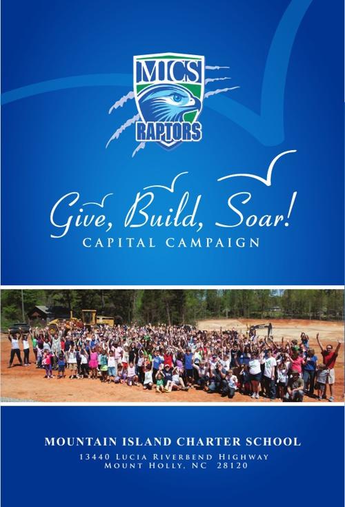 MICS Give, Build, Soar Capital Campaign
