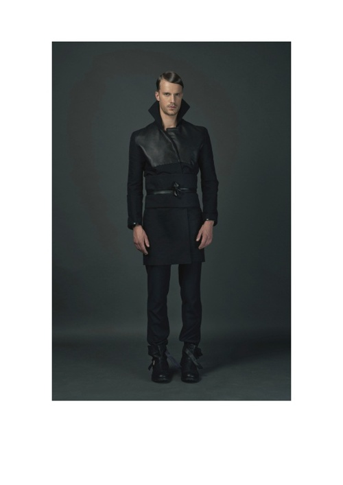 LOOK BOOK HOMME AUTOMNE / HIVER 2012