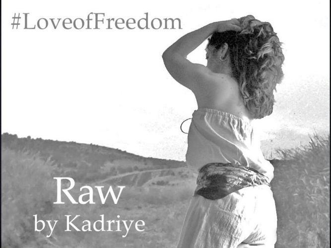 RAW By Kadriye Fashion Catalog-russian