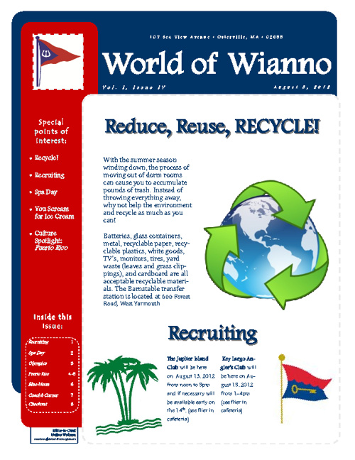 World of Wianno vol.1, issue 4