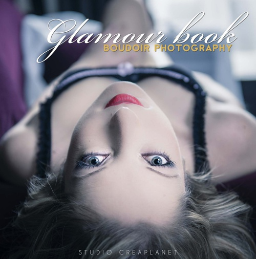Glamour book, boudoir photography