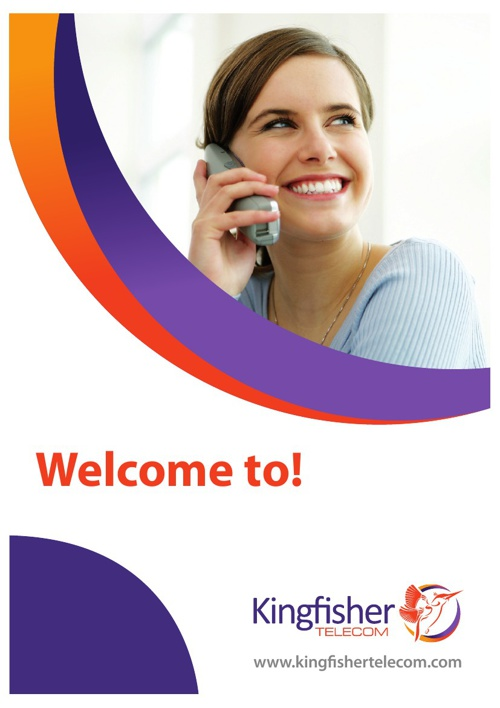 Welcome To Kingfisher Telecom - Feb 13
