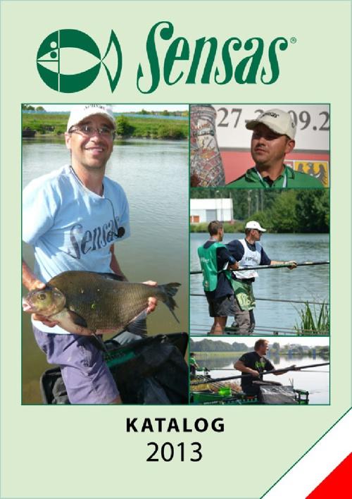 Katalog Sensas 2013