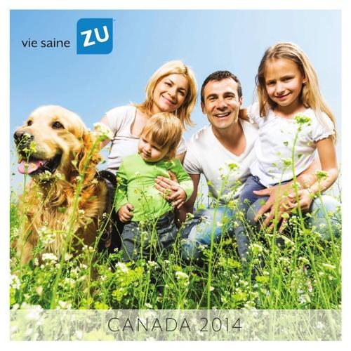 ZU 2014 Catalog - French