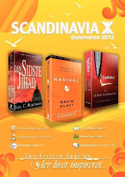Den Kristne Bogklub - Katalog Sommeren 2012