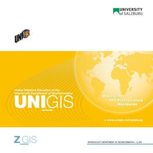UNIGIS International Brochure