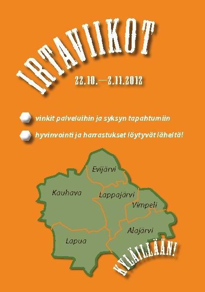 IRTAVIIKOT 2012