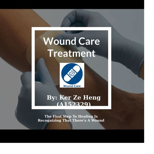 Wound Care Treatment (A152329)