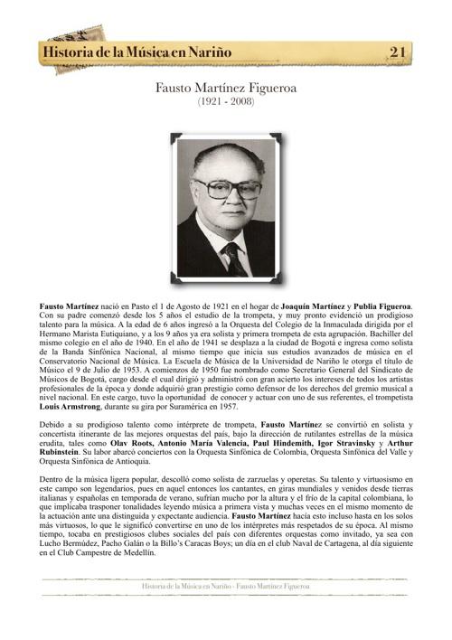 Fausto Martinez