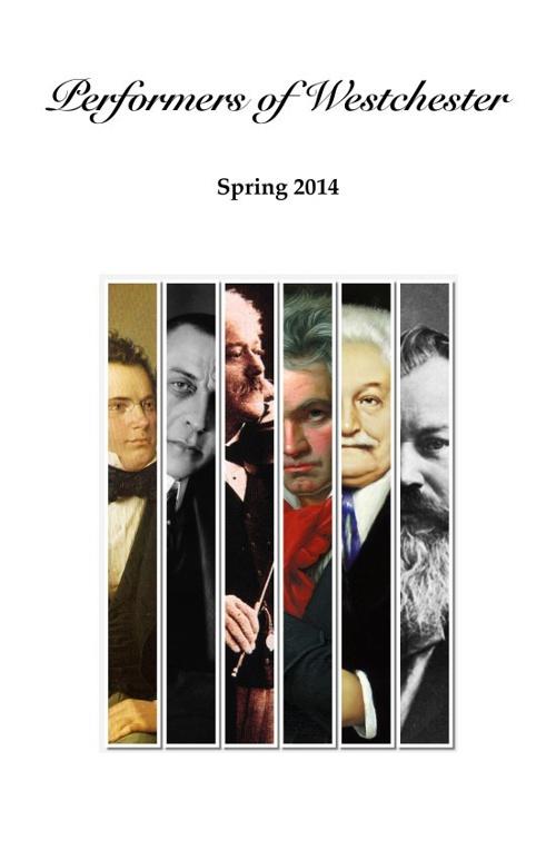 POW Spring 2014 Program Abridged