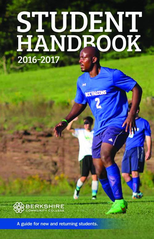 BCC Student Handbook 2016–2017