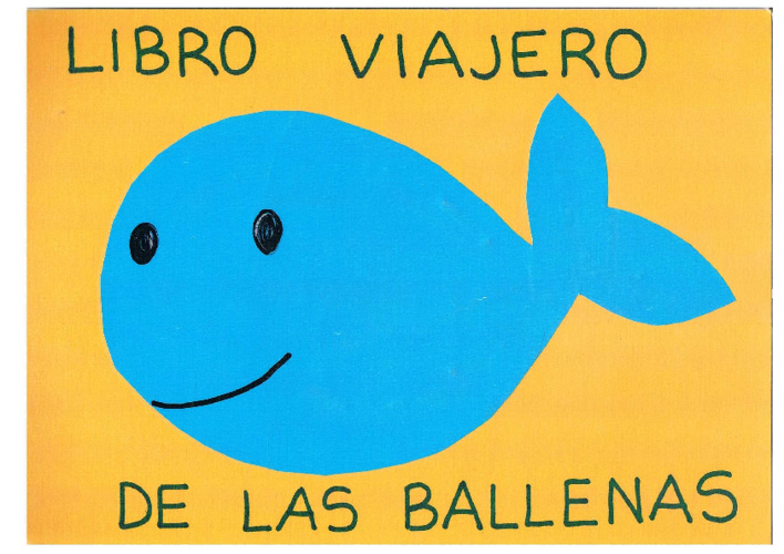 Libro Viajero de las Ballenas