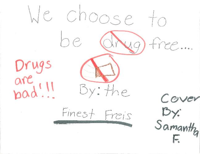 Mr. Frei Red Ribbon Week Book 2012