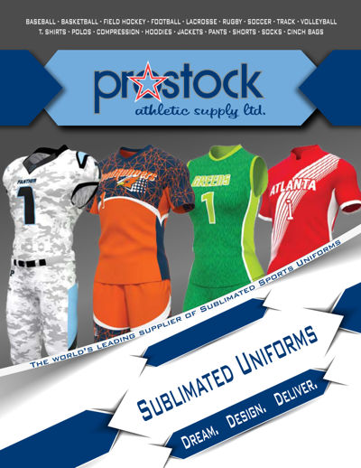 2017 PROSTOCK SUBLIMATION