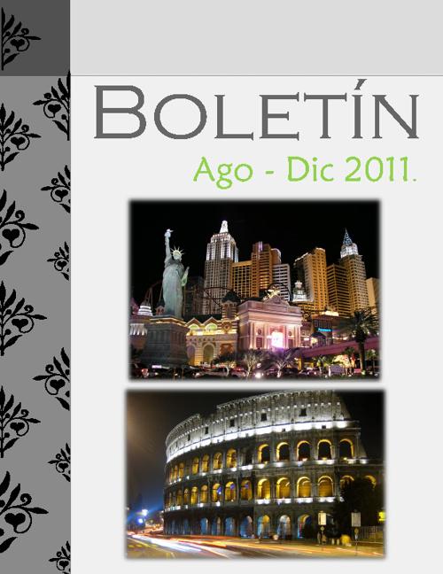 Promociones Ago - Dic 2011