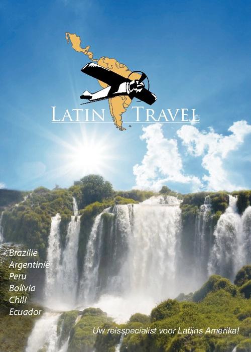 Latin Travel Brochure