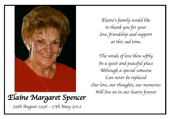 Elaine Spencer
