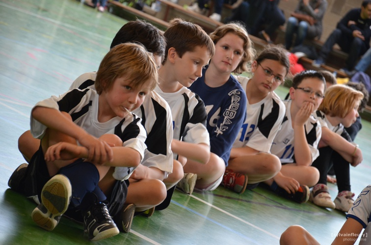 Tournoi de Quevilly - avril 2013