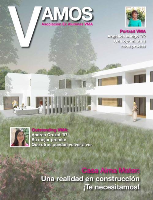Revista Vamos 2013