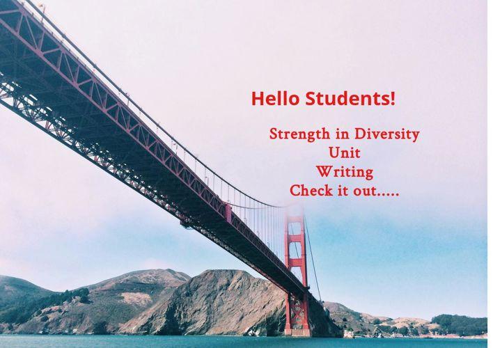 Writing DLW Strength in Diversity