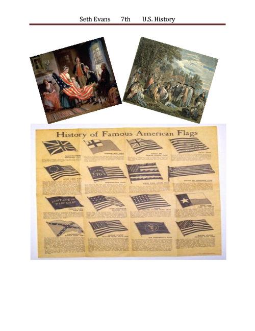 Copy of U.S. History Flip Book