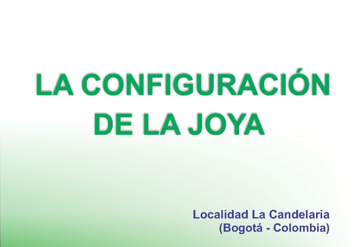 Configuración Joyas - Libro 3