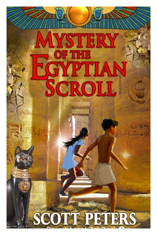 Mystery of the Egyptian Scroll - Sample