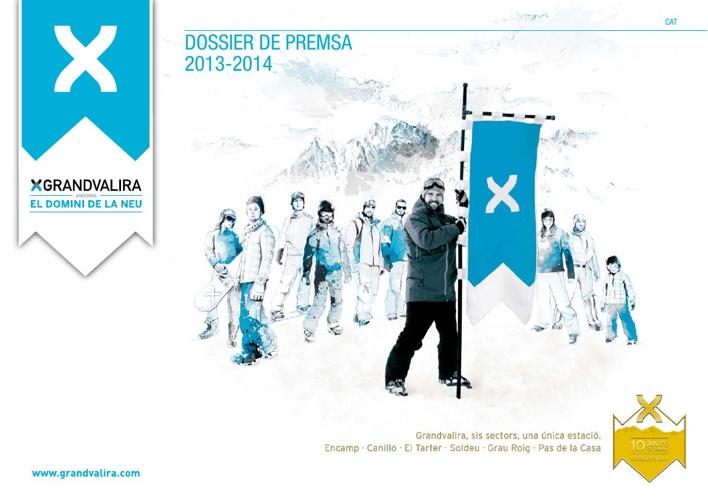 Dossier de prensa Grandvalira 2013-2014