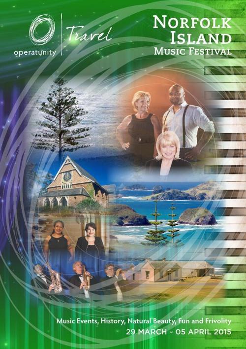 2015 Norfolk Island Itinerary