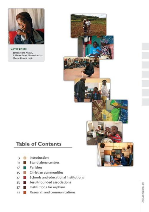 AJAN annual report
